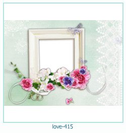 love Photo frame 415