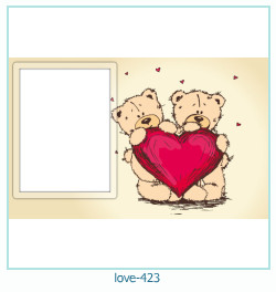 love Photo Frame 423