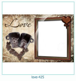 love Photo frame 425
