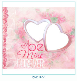 love Photo frame 427
