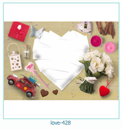 love Photo frame 428