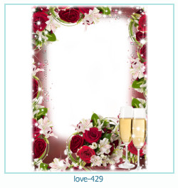 love Photo frame 429