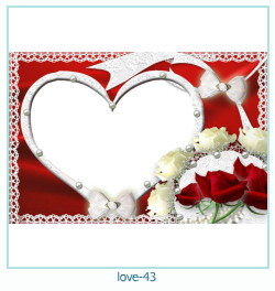 love Photo frame 43