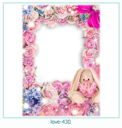 love Photo frame 430