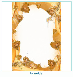 love Photo Frame 438