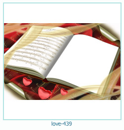 love Photo Frame 439
