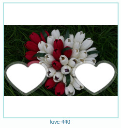 love Photo frame 440