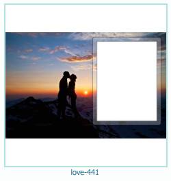 love Photo Frame 441