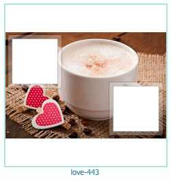 love Photo Frame 443