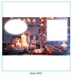 love Photo Frame 444