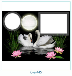 love Photo Frame 445