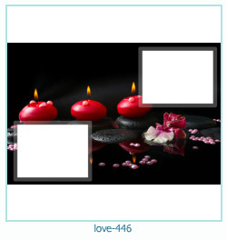 love Photo Frame 446