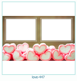 love Photo Frame 447
