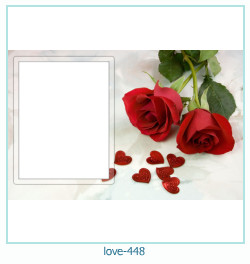 love Photo Frame 448