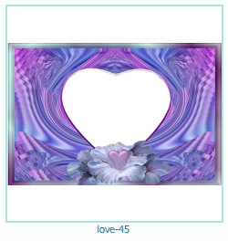 love Photo frame 45