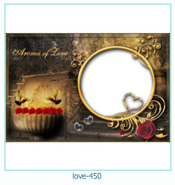 love Photo Frame 450
