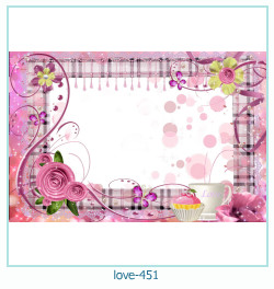 love Photo Frame 451