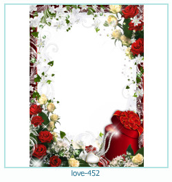 love Photo frame 452