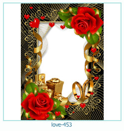 love Photo frame 453