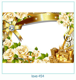 love Photo Frame 454