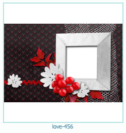 love Photo frame 456