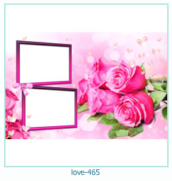 love Photo frame 465