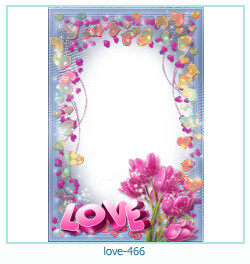 love Photo frame 466