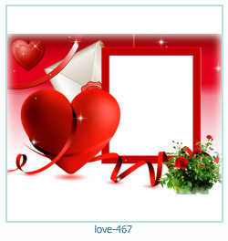 love Photo frame 467