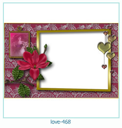 love Photo frame 468