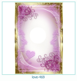 love Photo frame 469