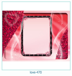 love Photo frame 470