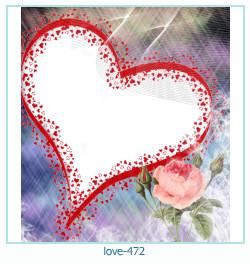 love Photo Frame 472