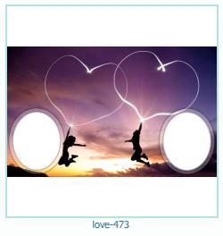 love Photo Frame 473