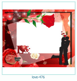 love Photo frame 476