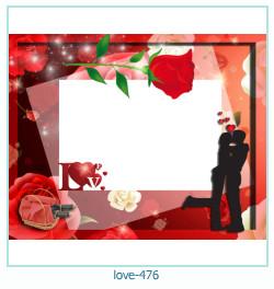 amor Photo marco 476