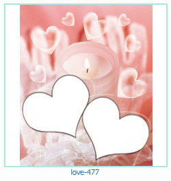 love Photo frame 477