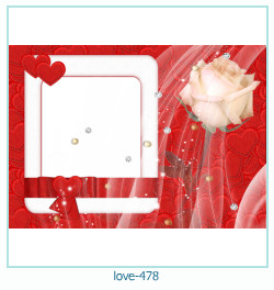 love Photo frame 478