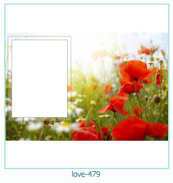 love Photo Frame 479