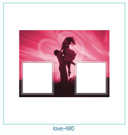 love Photo Frame 480