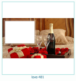 love Photo Frame 481