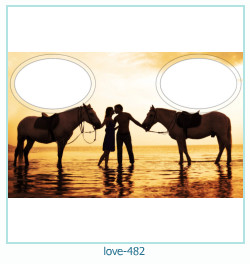 love Photo Frame 482