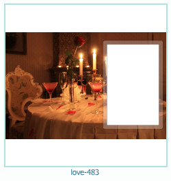 love Photo frame 483