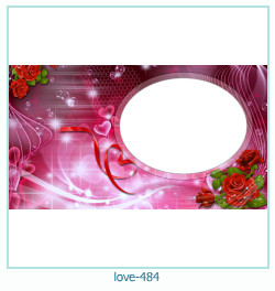 love Photo frame 484