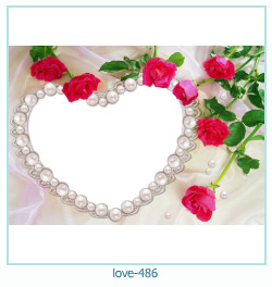 love Photo Frame 486