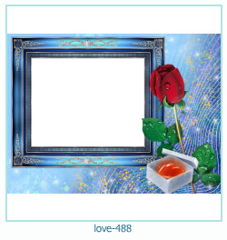 love Photo frame 488