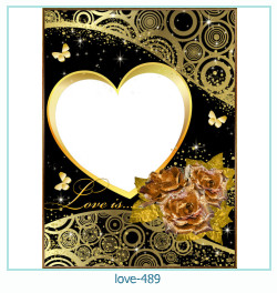 love Photo Frame 489
