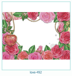 love Photo Frame 492