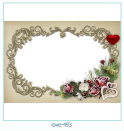 love Photo frame 493