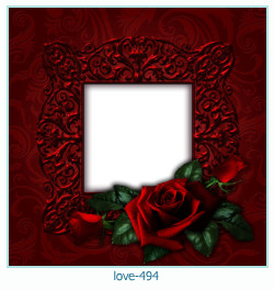 love Photo Frame 494