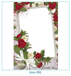 love Photo Frame 496